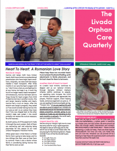 Screen Shot Spring Newsletter 2015