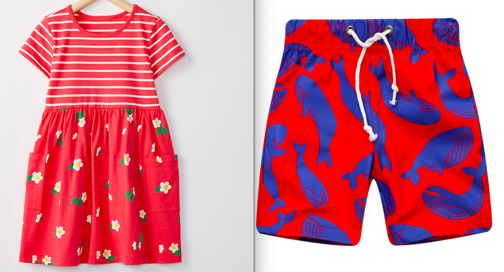 Buy Dress or Shorts